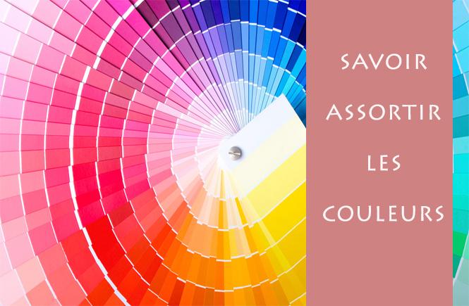 Favori Comment associer les couleurs de vos vêtements? FO14