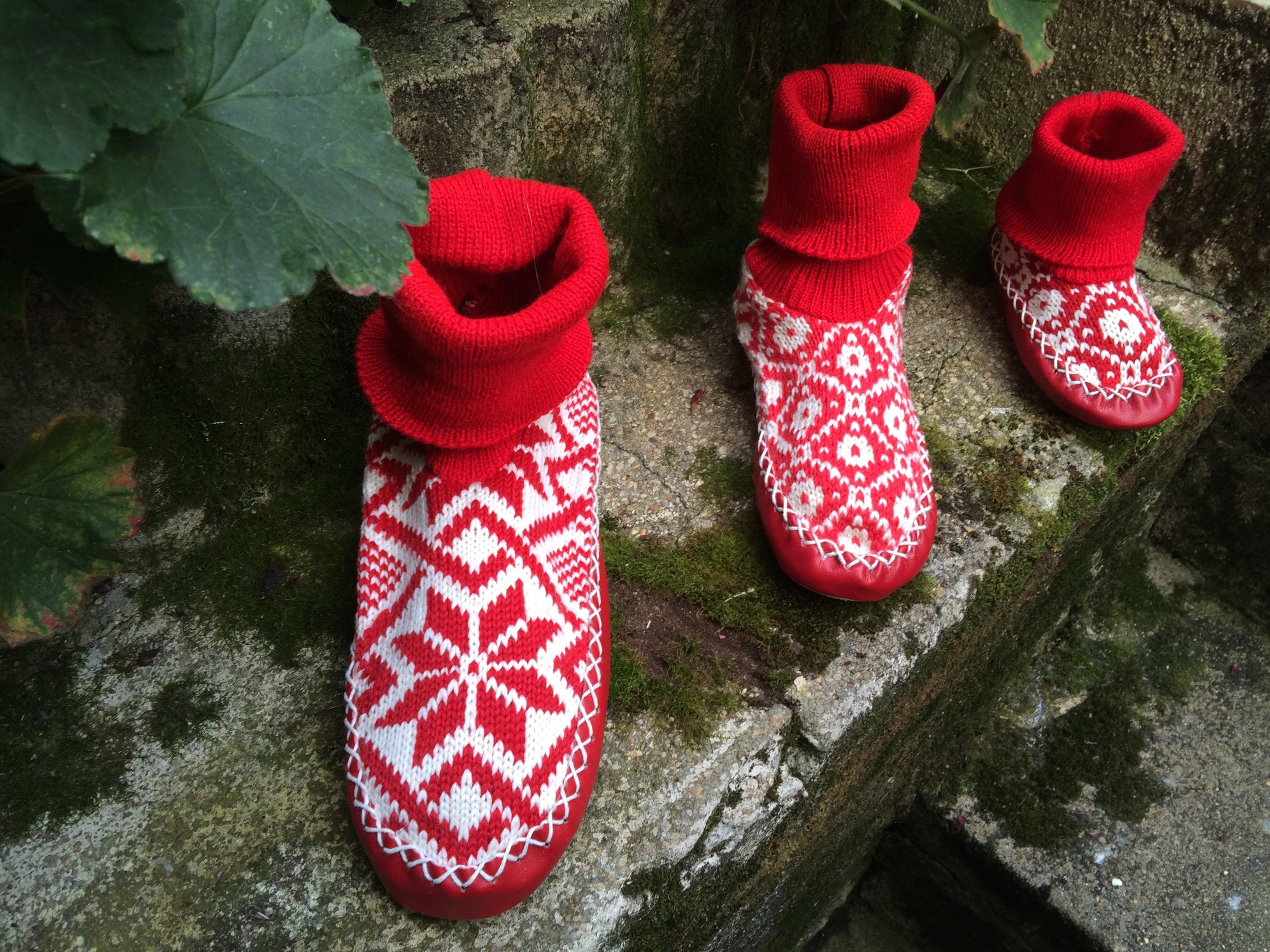 f52683719c09e Chaussons chaussettes   lorsque détente rime avec style