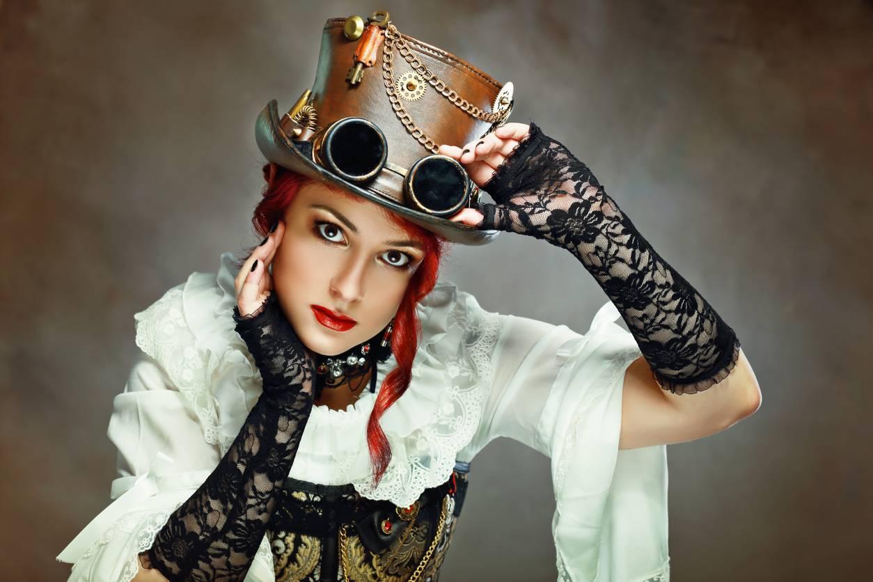 mode femme steampunk